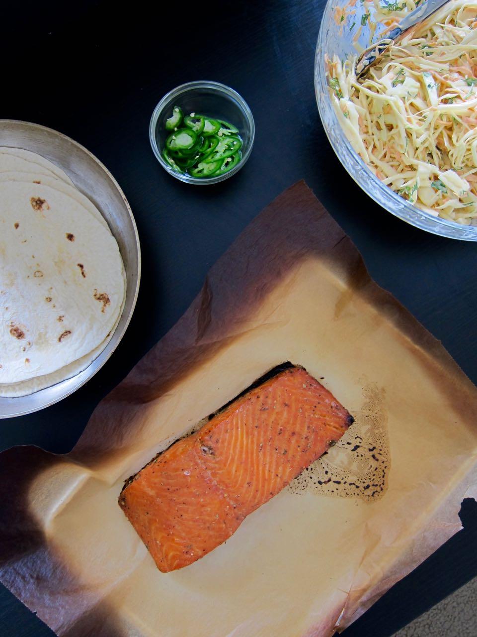 roasted corned salmon and taco fixings.jpg
