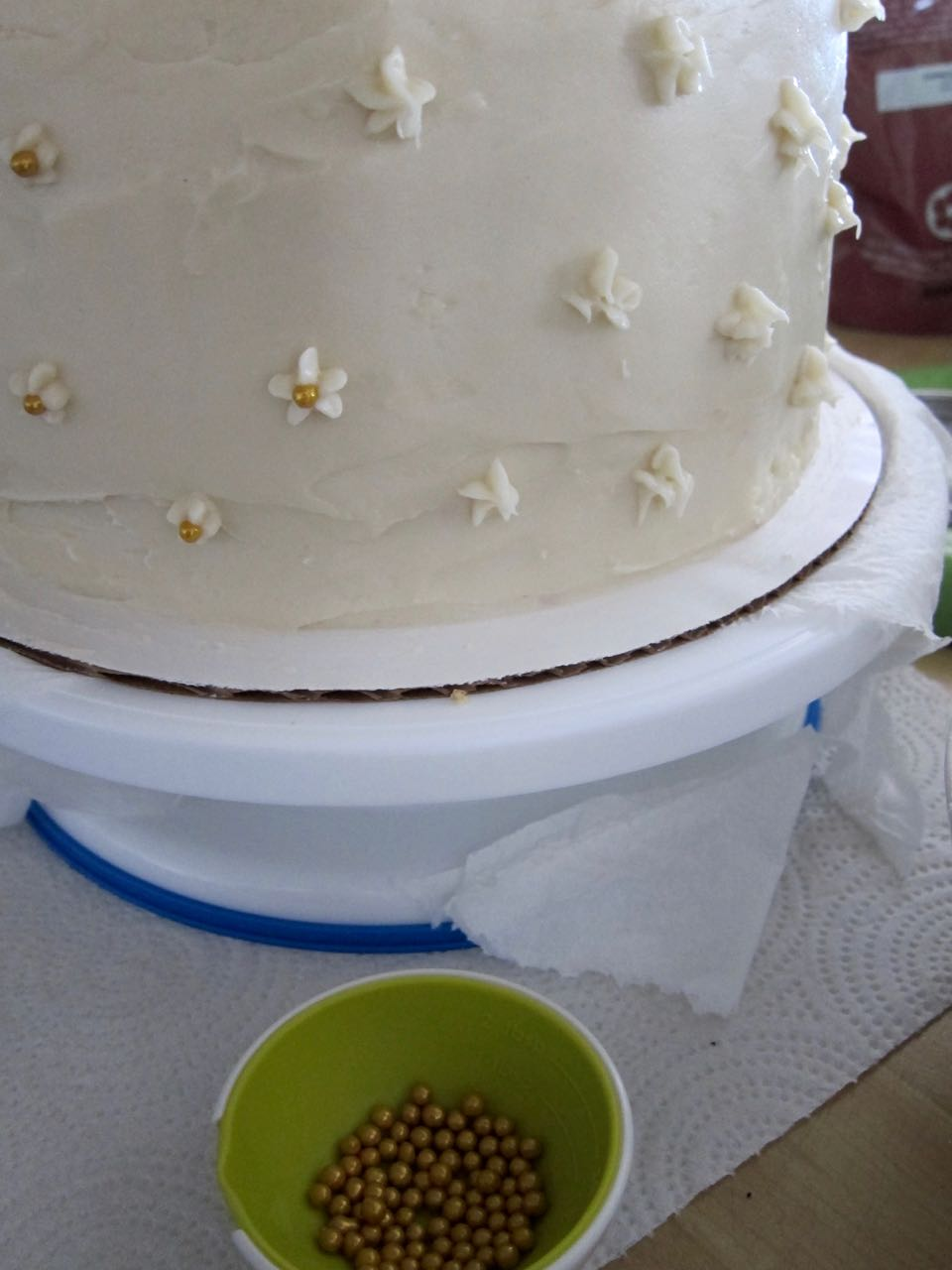 Decorating American Flag cake.jpg