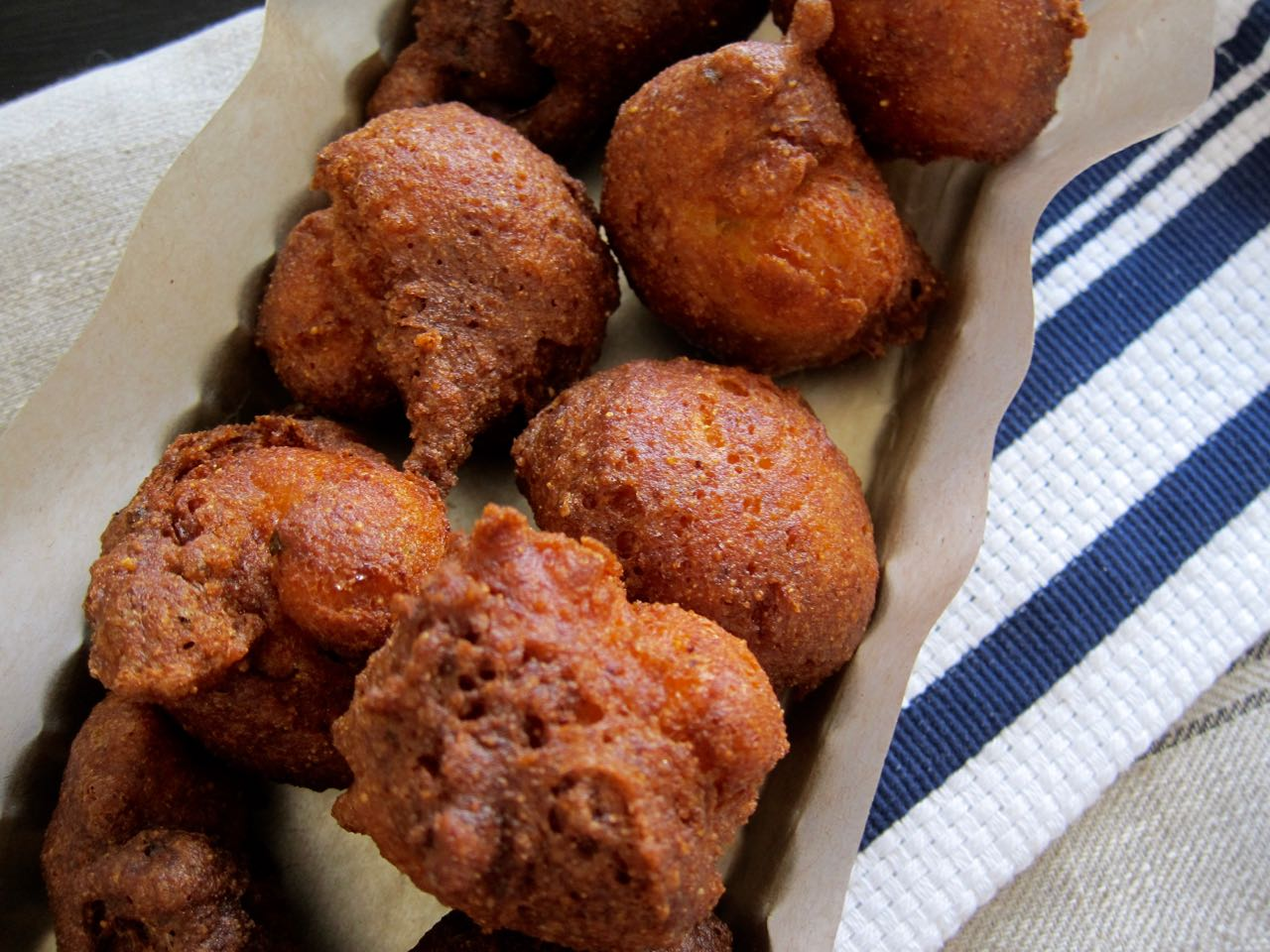 fried hushpuppies