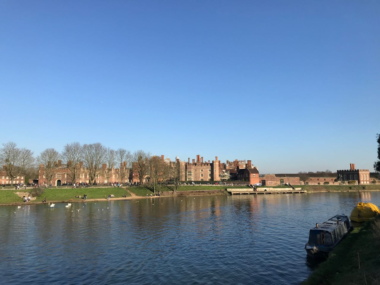 Hampton Court View
