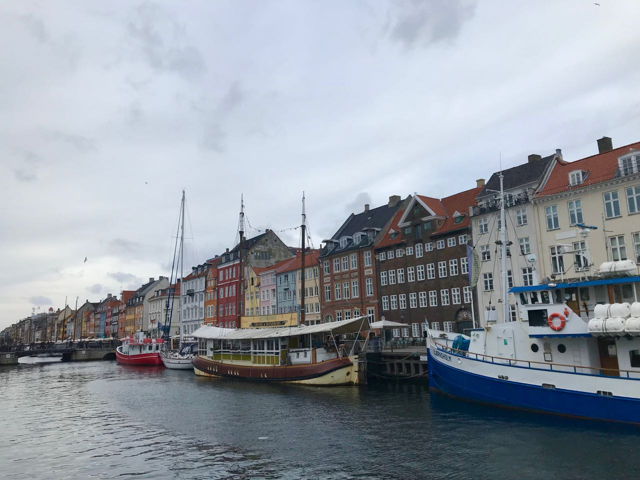 right side Nyhavn