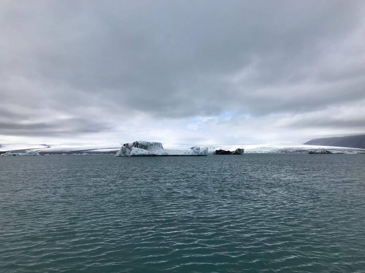 Glacier lagoon