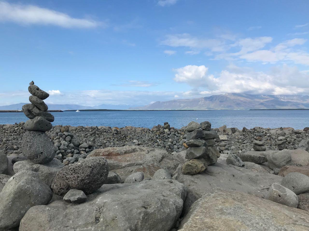 Reykjavik shore sculptures.jpg