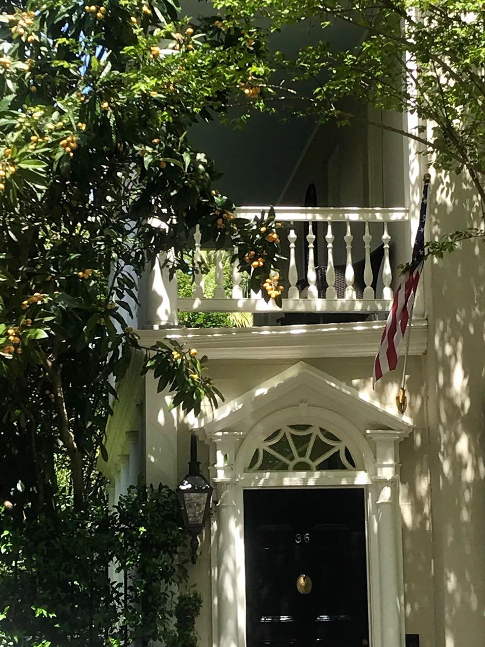 Charleston White House