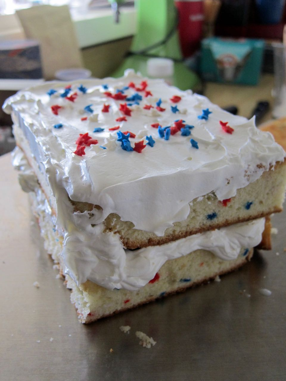 building red white blue funfetti cake.jpg