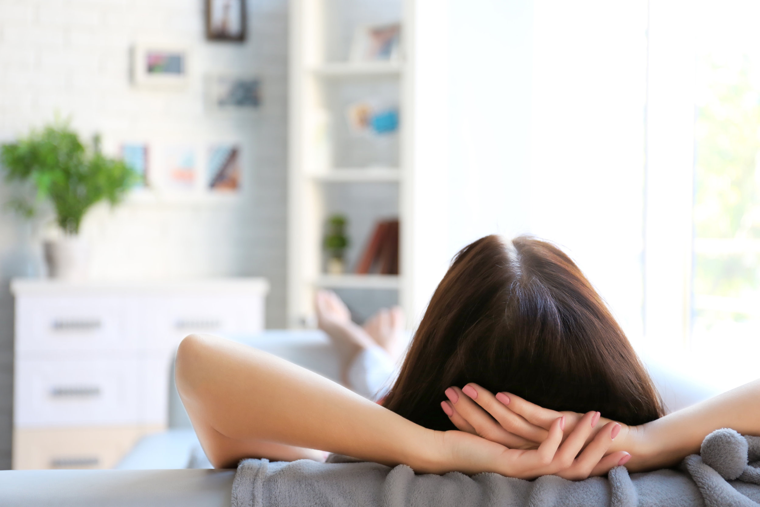 Relax at Home - making your home a restful place — Judy Winslow