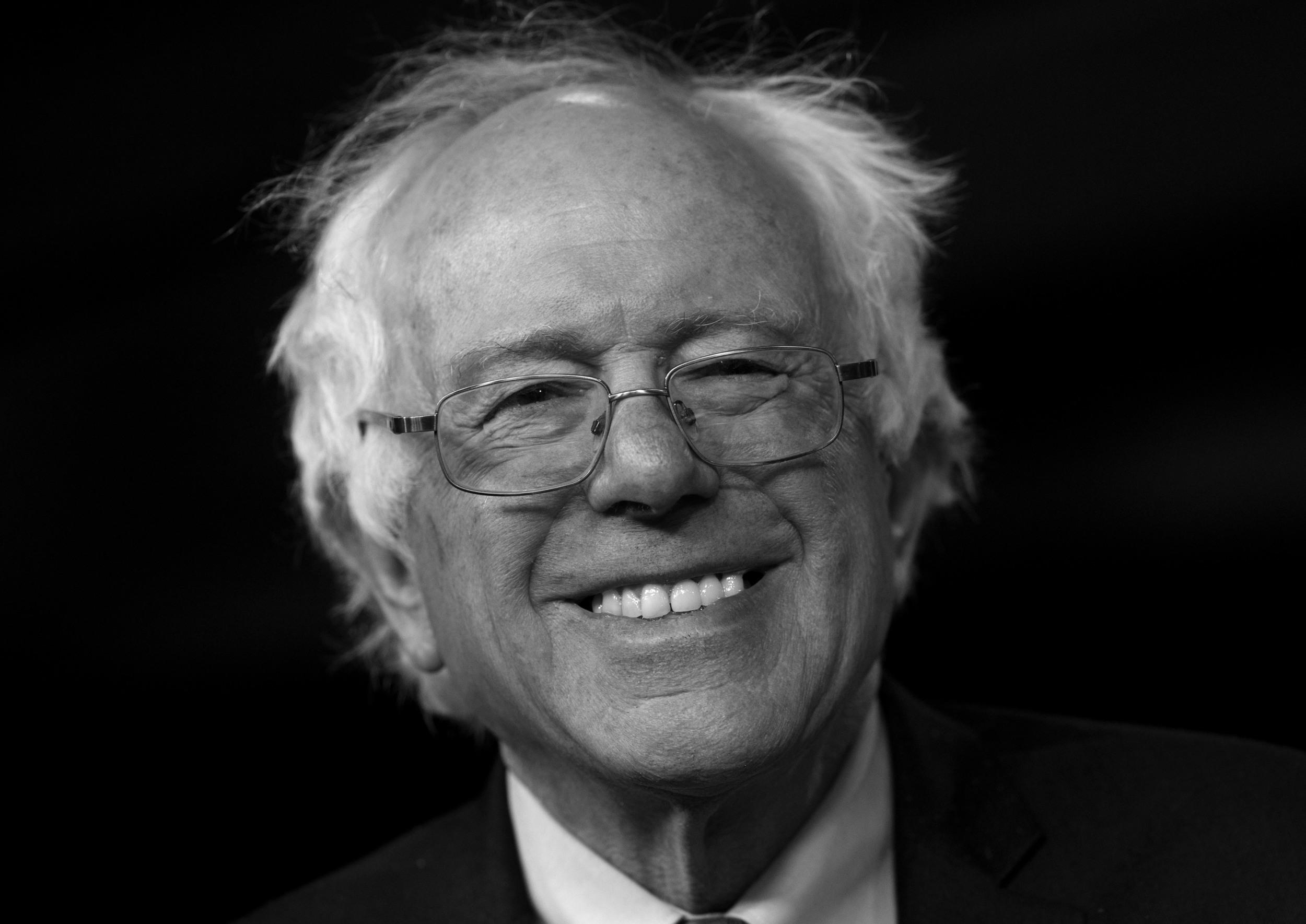 Bernie sanders ~ Presidential candidate