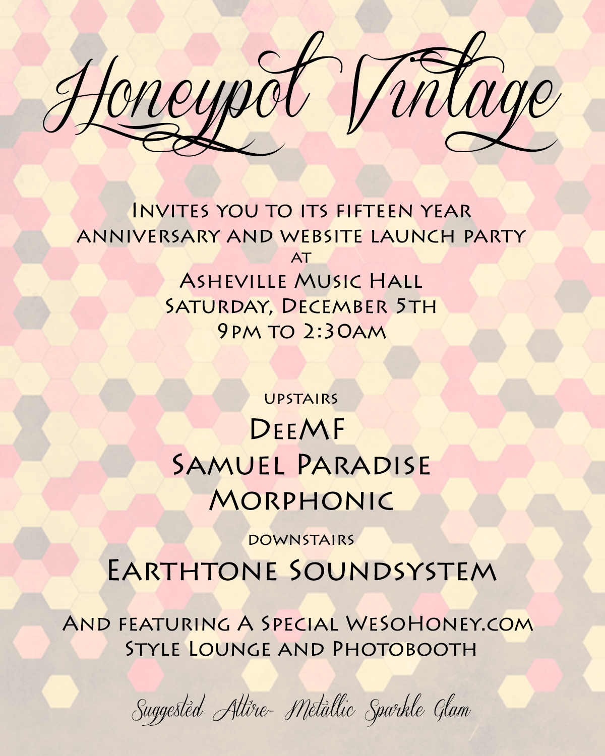 Honeypot Party!