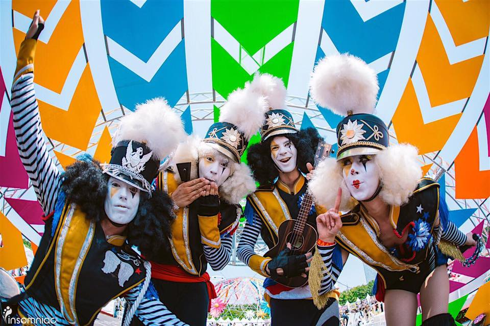 Clowns.band.tunnel.EDC.Japan.2017.jpg