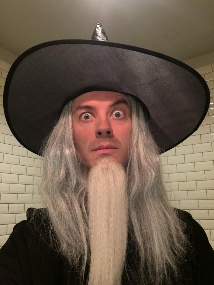 Wizard.selfie.Starbucks.bathroom.jpg