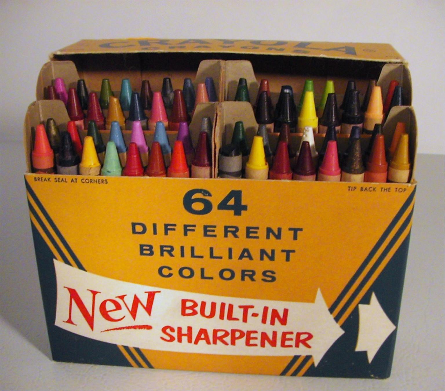 crayola64