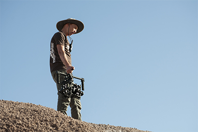 Eric Landis | Cinematographer/Mountain Biker