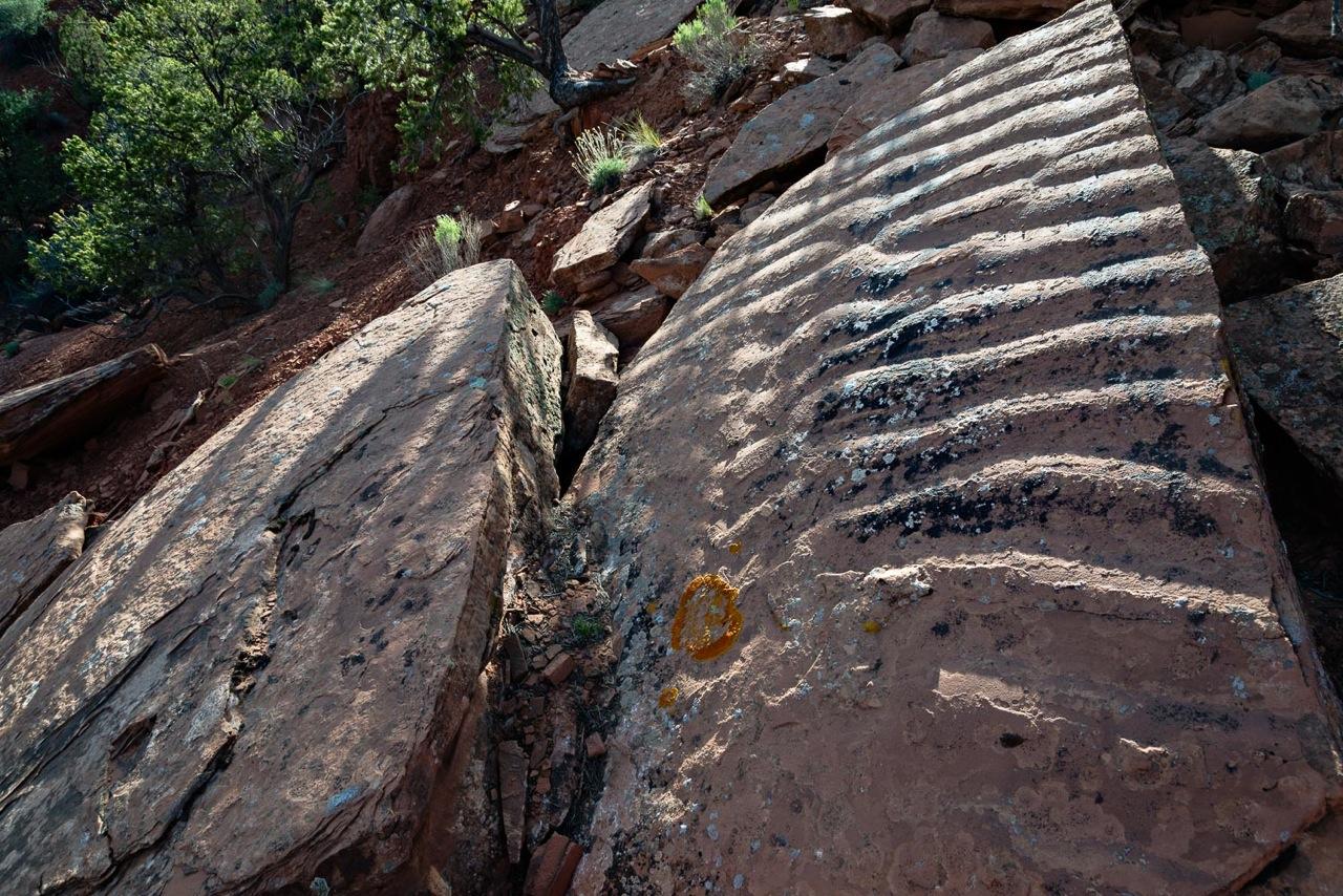Big Dominguez Canyon Ripple Rock 10 x 15.jpeg