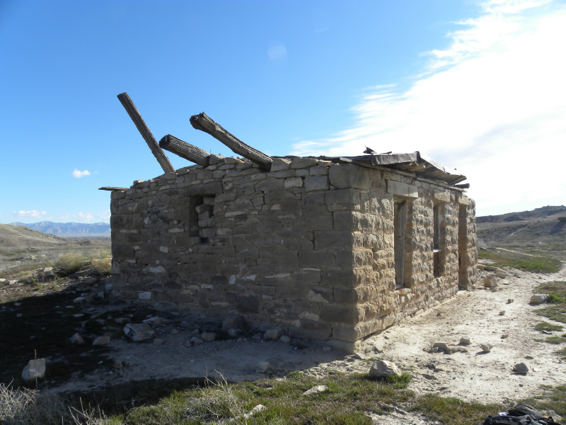 CCA Board Member, Zebulon Miracle, will be leading this fantastic lecture about historic structures, like the Skinner Cabin pictured here, and our Valley's long relationship to the public lands found in the NCA.