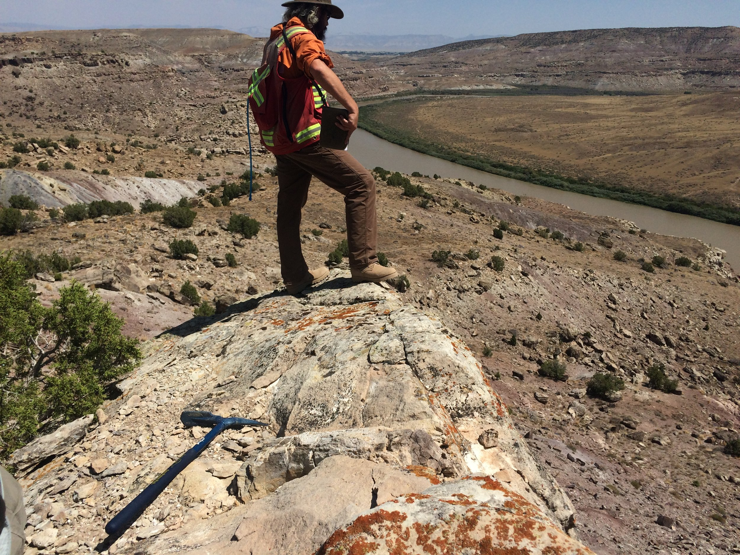 Earth Science Lecture Series - Minerals, Faults, and the Uncompaghre Plateau