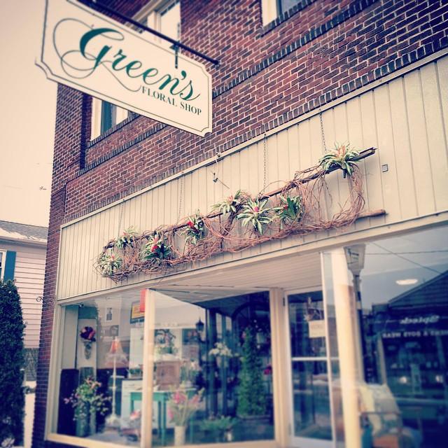 Green's Floral Shop