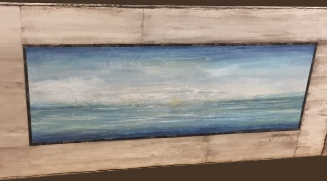 Artwork by Jan Burns - A beautiful, naturalistic, piece making the artwork come alive. Jan's artwork is featured at Artisan's Bench of Brighton, Michigan. Jan was named Artist of the Month by the City of Sterling Heights in January 2012.