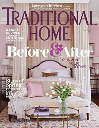 Traditional Home Magazine April-May 2018