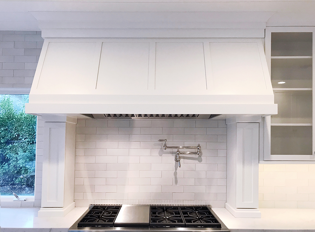 Custom Kitchen Range Hood