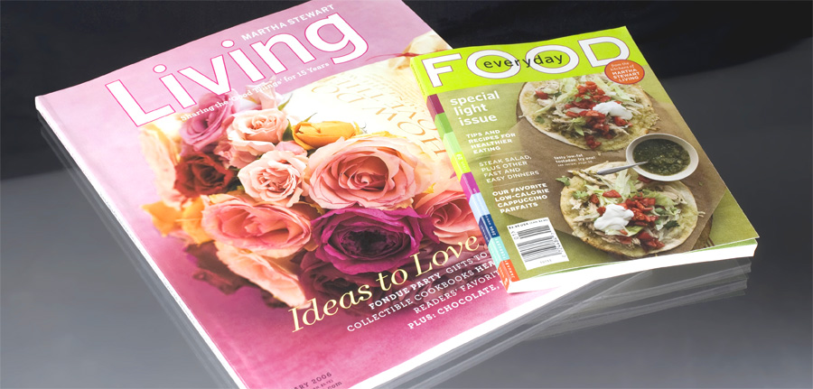 Everyday food magazine