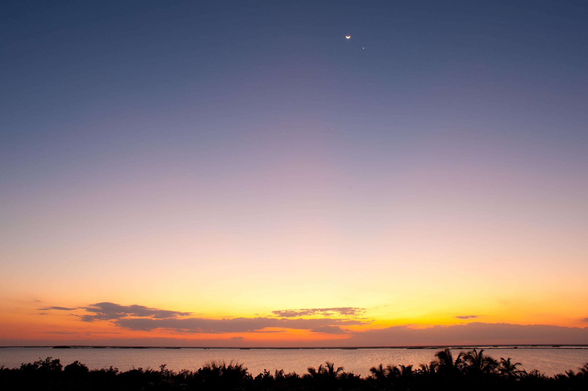 sian-kaan-beach-tulum-sunset