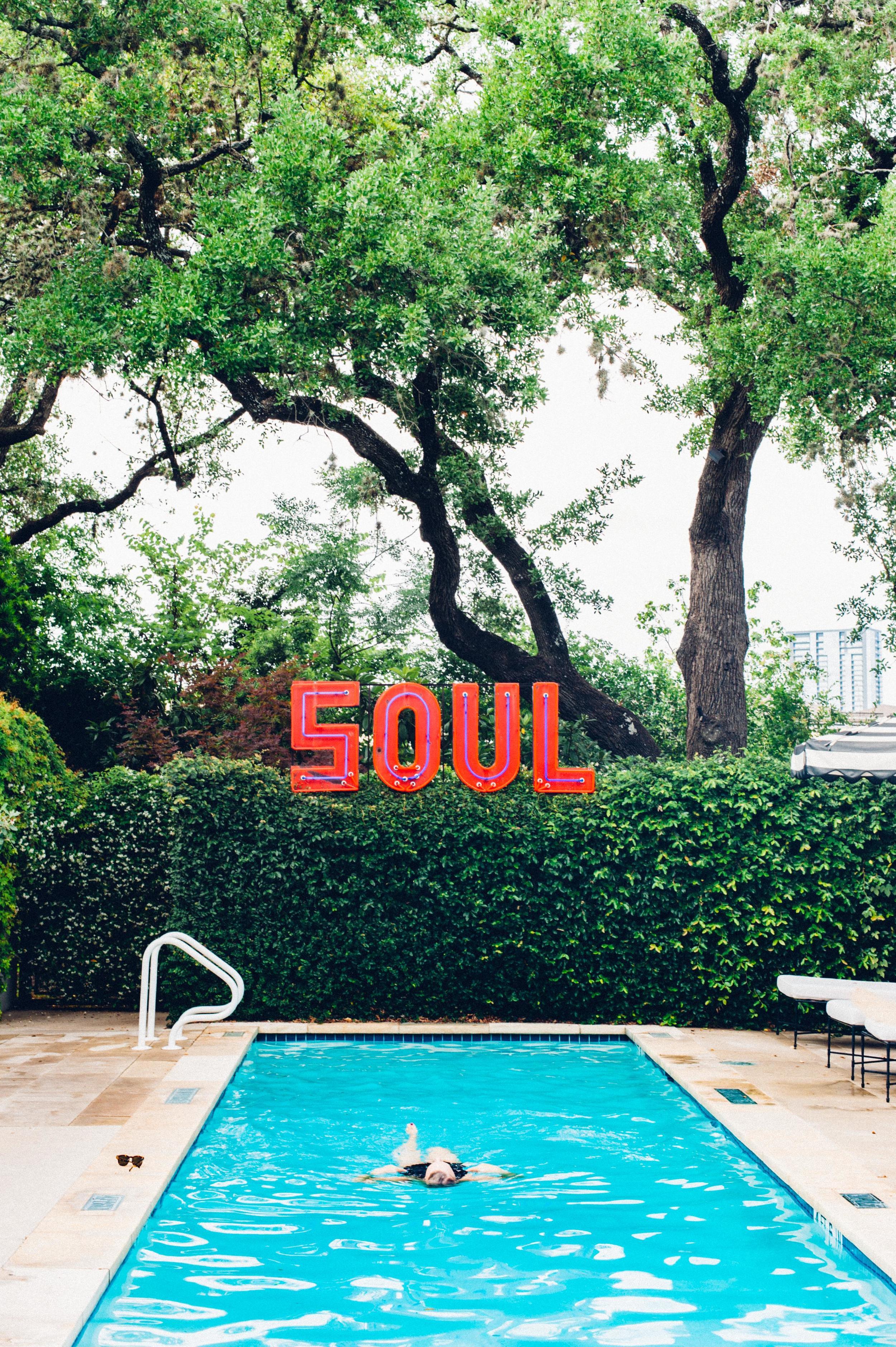 Hotel Saint Cecilia Austin Texas