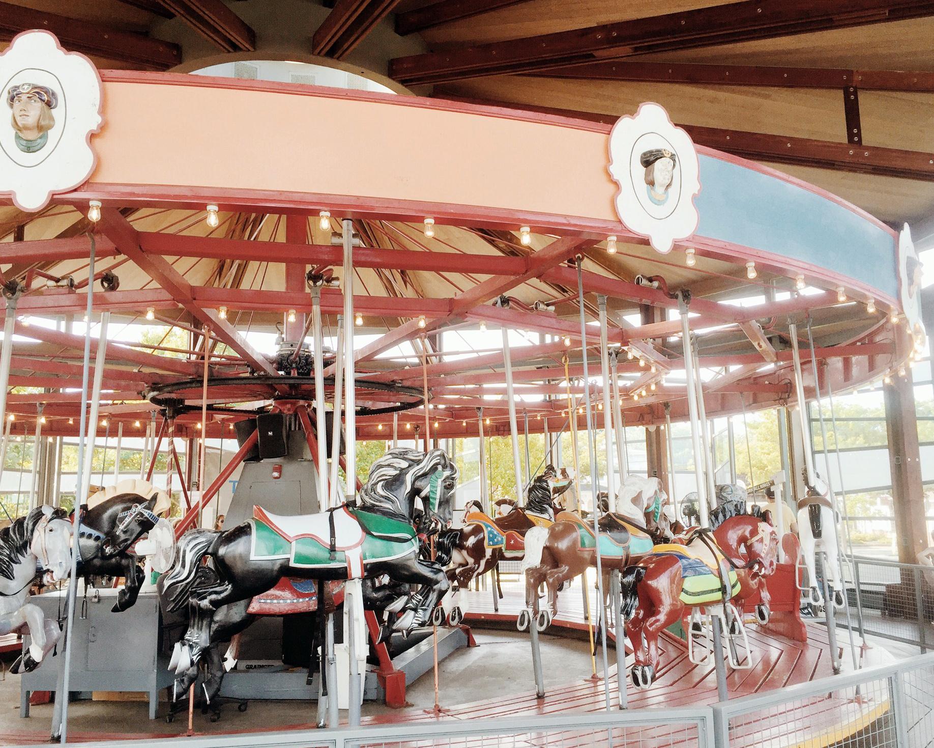 Greenport Village Carousel
