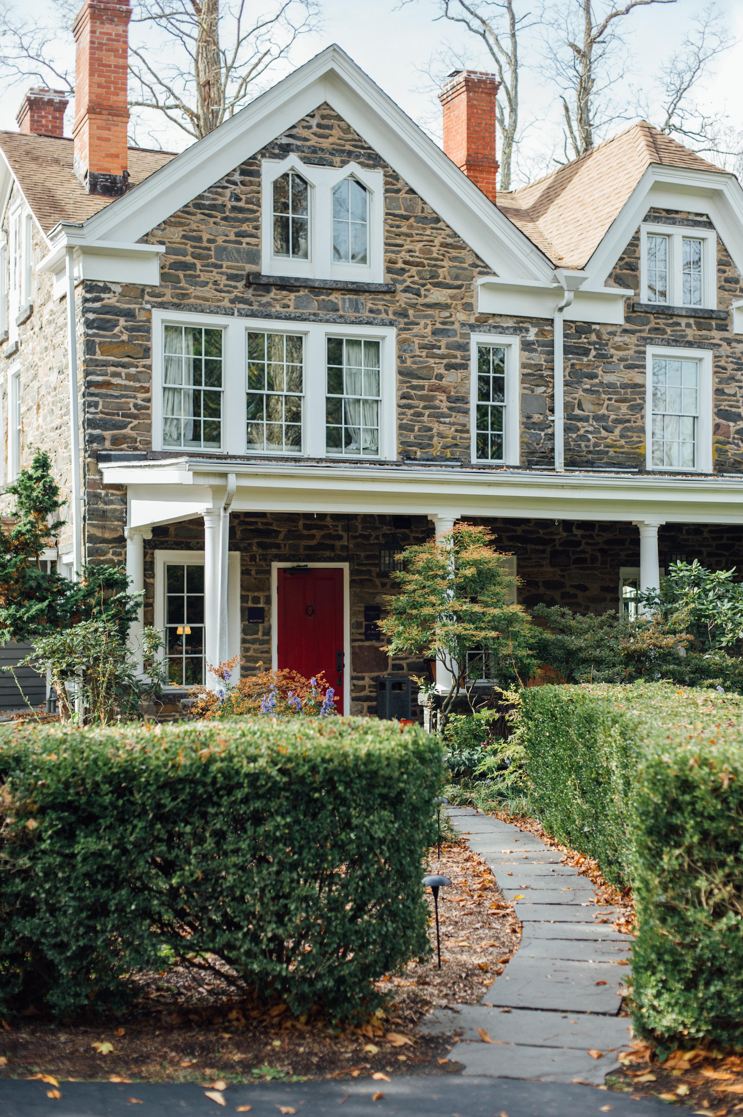hasbrouck house catskills upstate new york