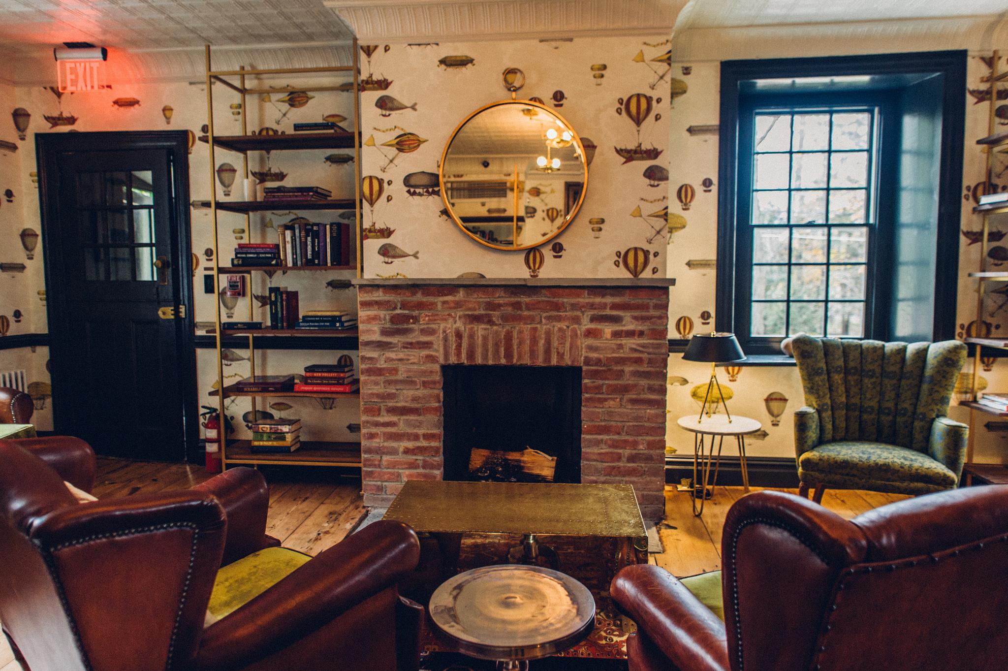 hasbrouck house - catskills upstatenew york