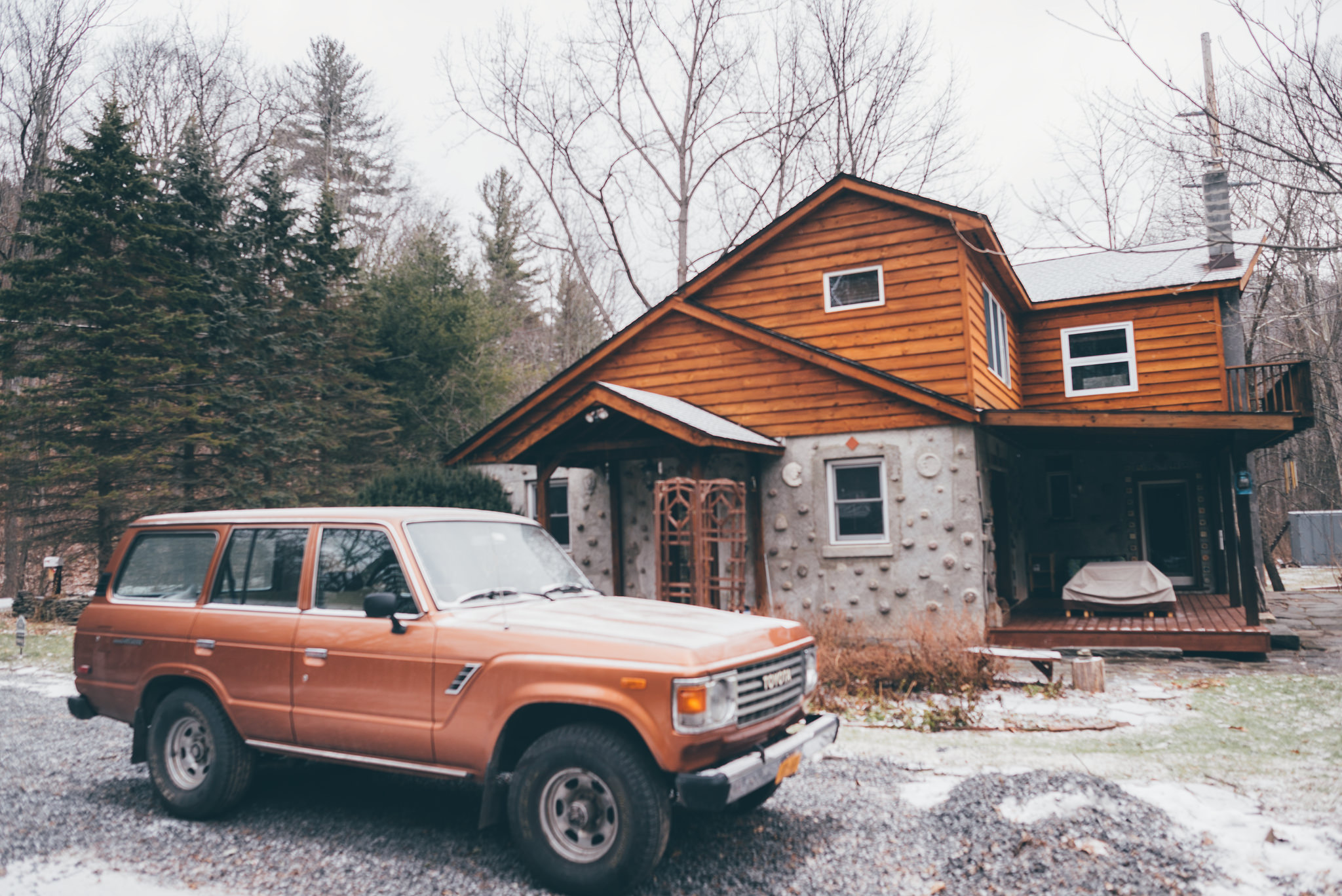 Where to Stay, Catskills Upstate New York Flatrock House
