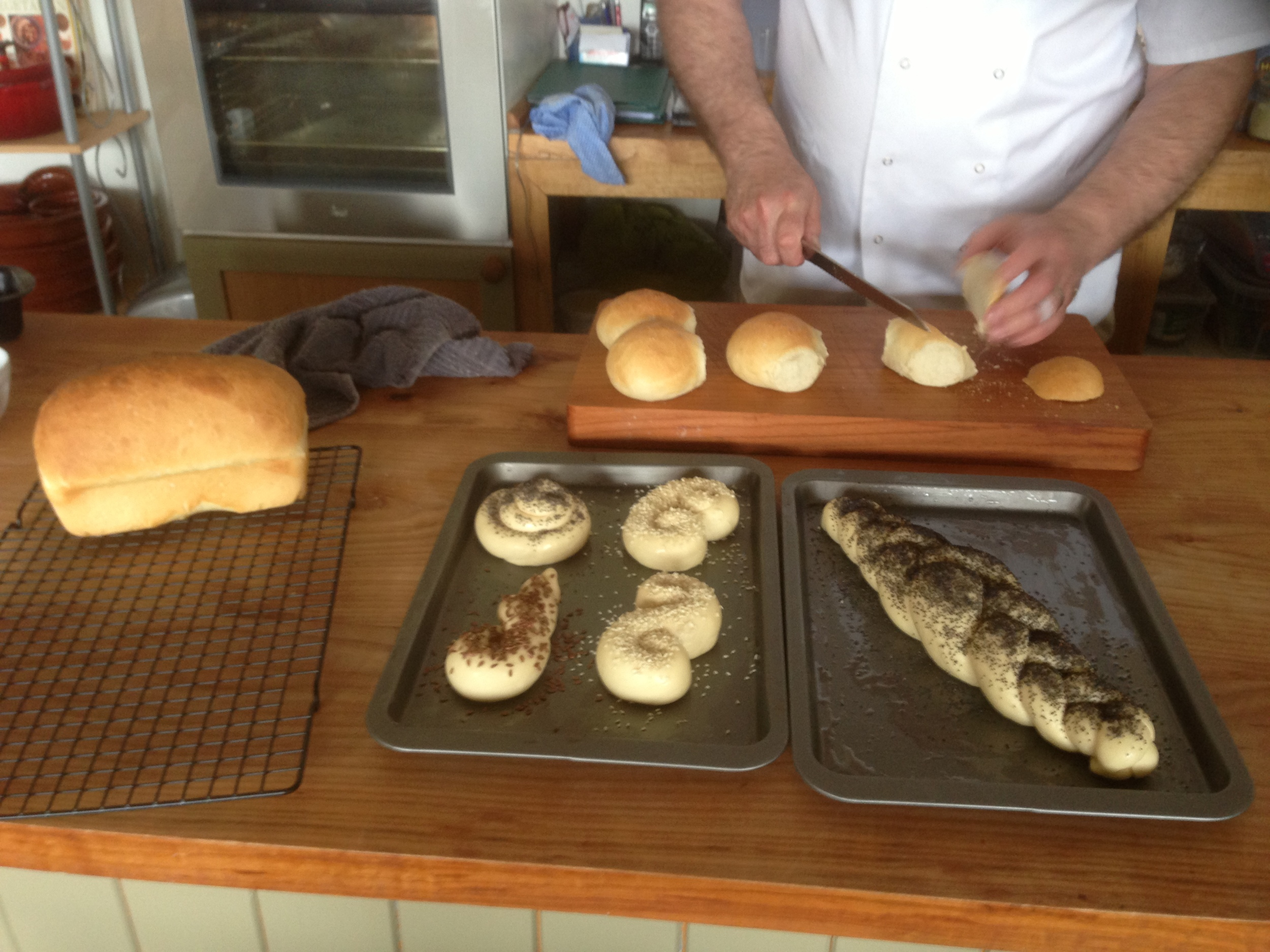 Hart's Barn Cookery School