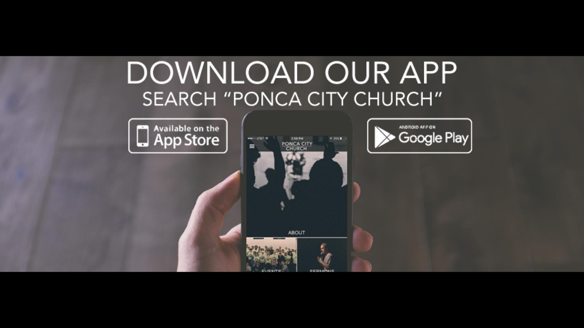 Ponca City Church Forponcacity
