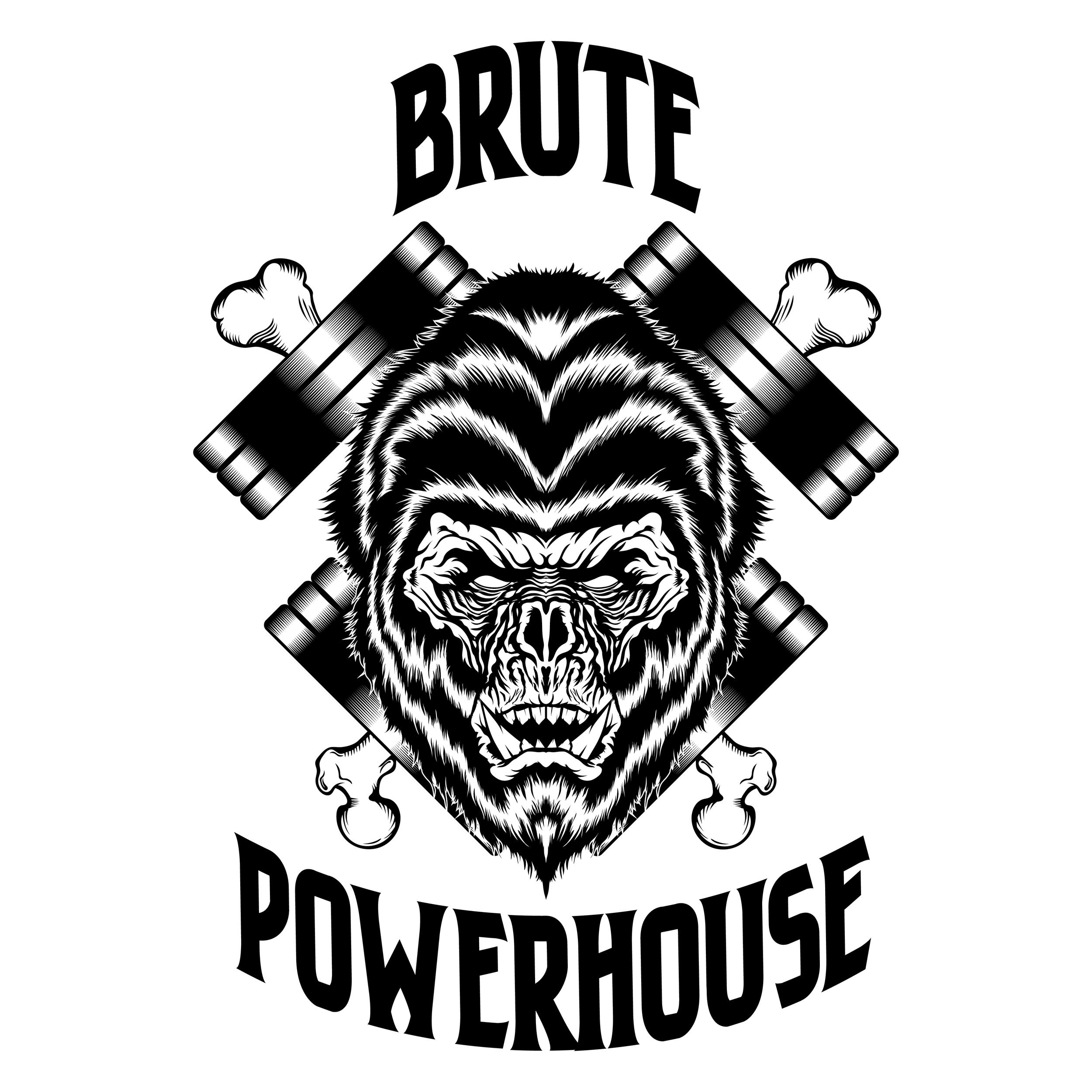 brute-powerhouse-illustration-logo-adobe-illustrator-vector-art-artist-gorilla-monster-ape-savage-gym-crossfit-powerlifting-roberto-orozco-design-graphic-designer-black-white-crosbones.jpg