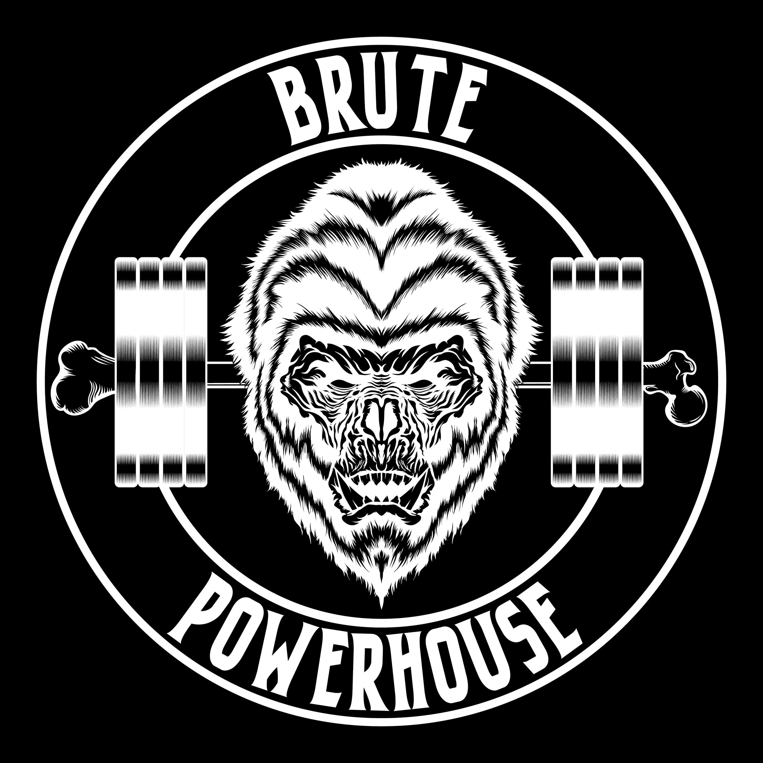 brute-powerhouse-illustration-logo-adobe-illustrator-vector-art-artist-gorilla-monster-ape-savage-gym-crossfit-powerlifting-roberto-orozco-design-graphic-designer-black-white-circle-v3.jpg