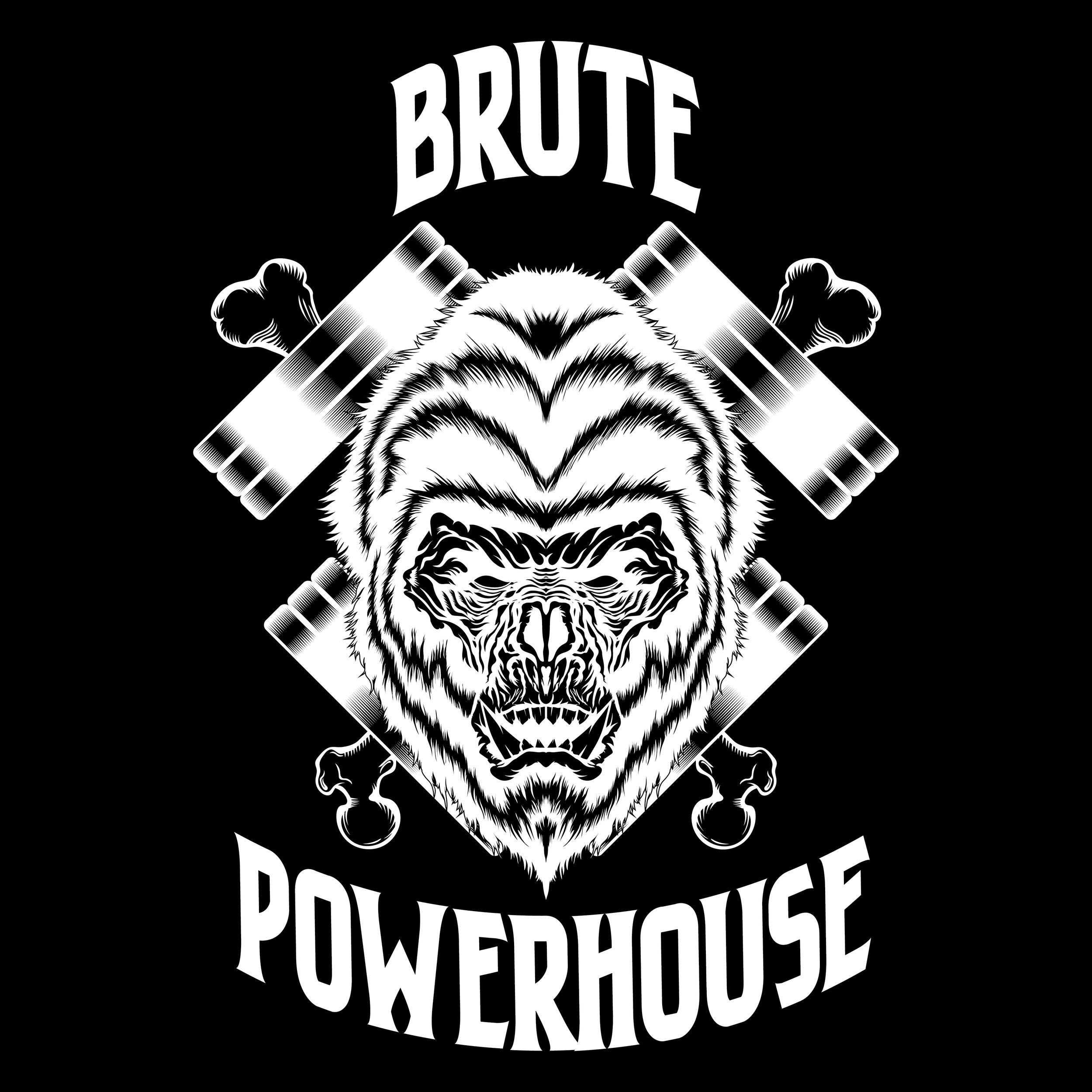 brute-powerhouse-illustration-logo-adobe-illustrator-vector-art-artist-gorilla-monster-ape-savage-gym-crossfit-powerlifting-roberto-orozco-design-graphic-designer-black-white-crossbones-3.jpg