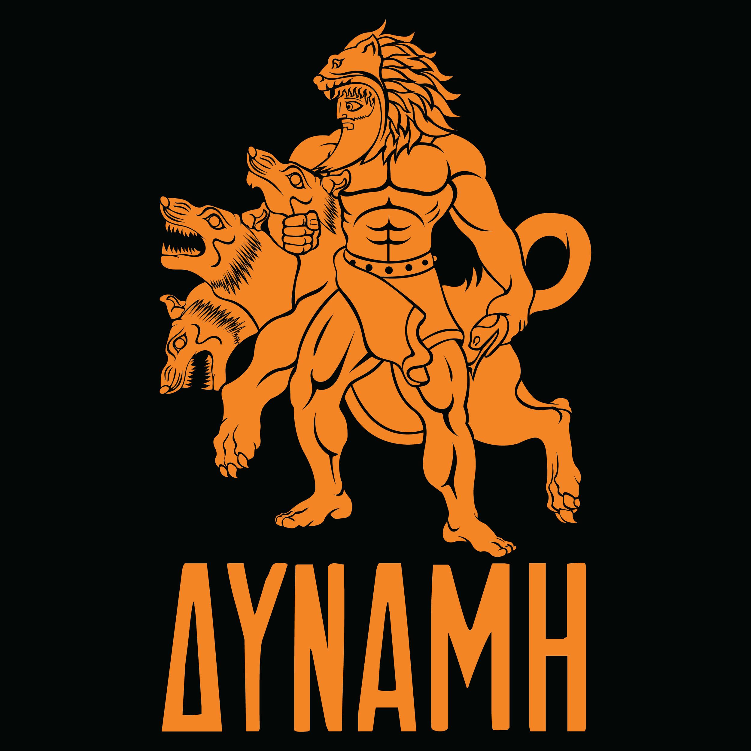 hercules-greek-mythology-mythos-cerberus-beast-12-labors-strength-illustration-adobe-illustrator-raskol-apparel-tshirt-design-roberto-orozco-orozcodesign-art-artist-roberto-artist-black-image