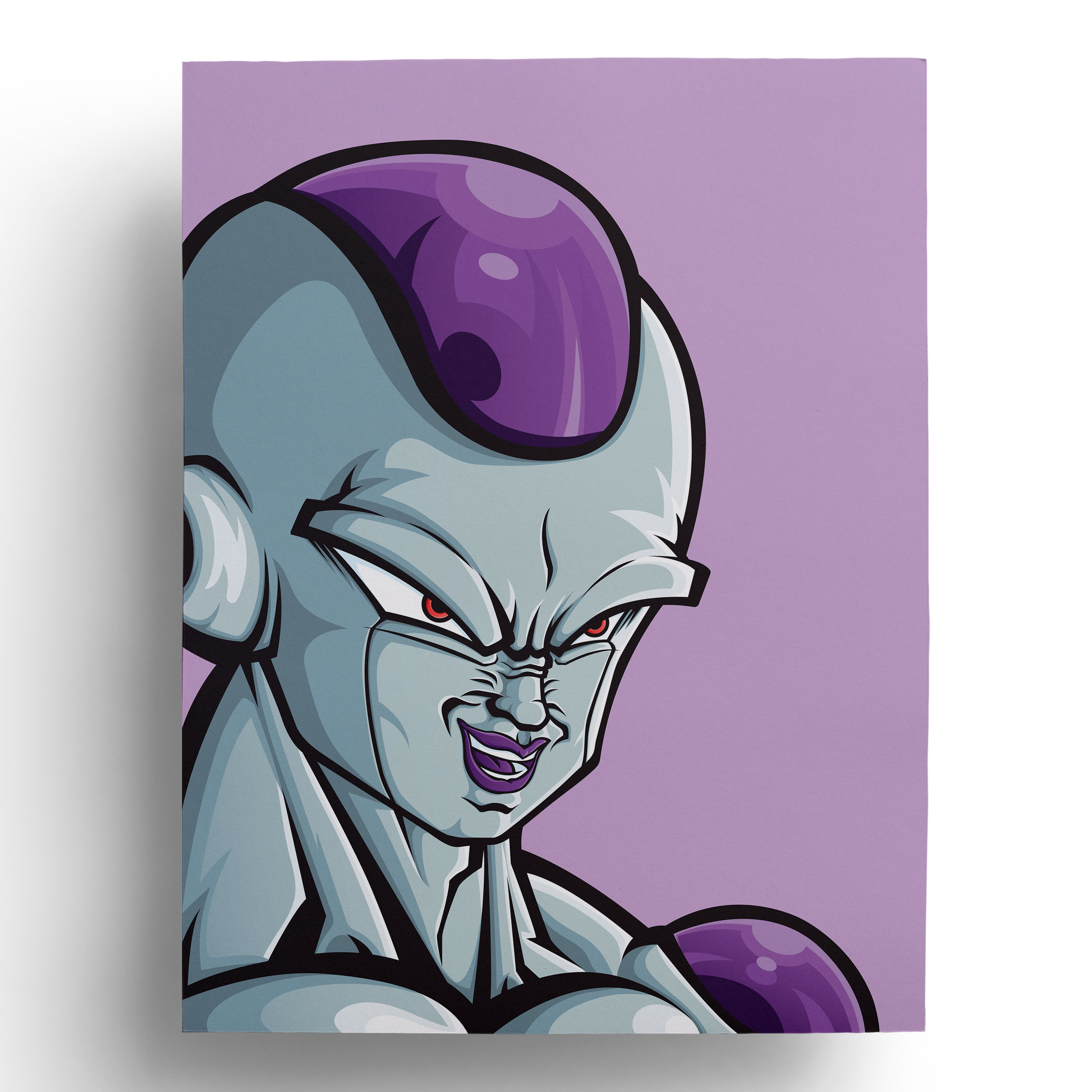 Orozco Design Dragon Ball Z Posters