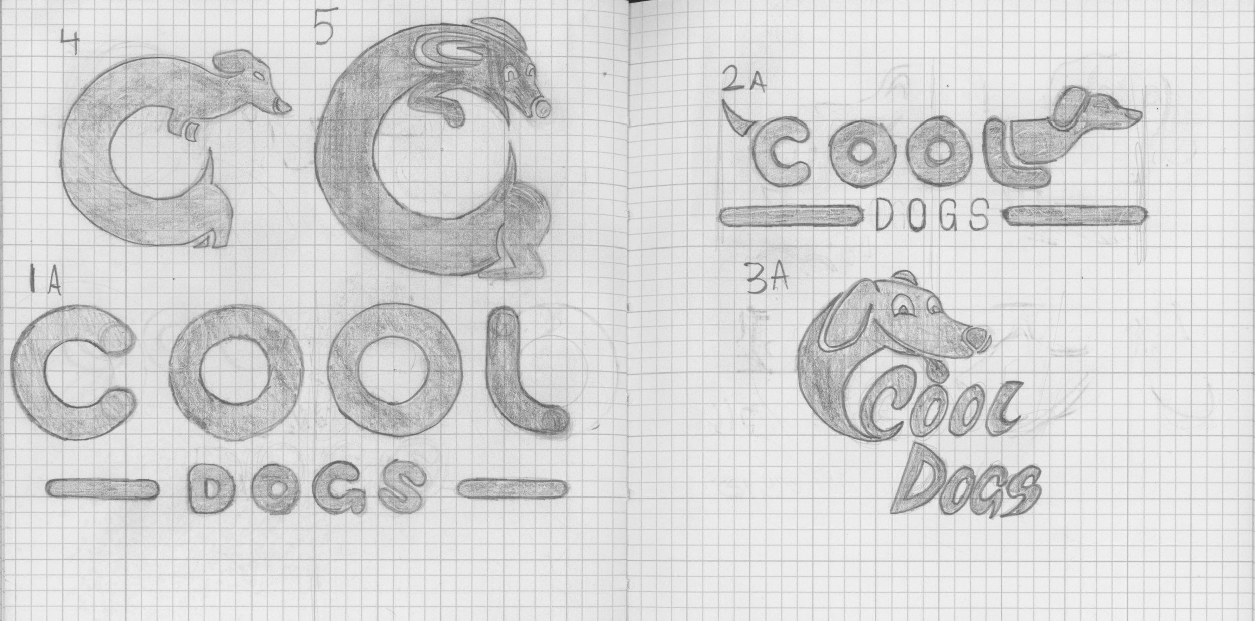 cooldogs-logo-branding-logodesign-hotdog-food-brand-orozcodesign-roberto-orozco-artist-graphicdesign-vegas-lasvegas-foodbrand-sketches1.jpg