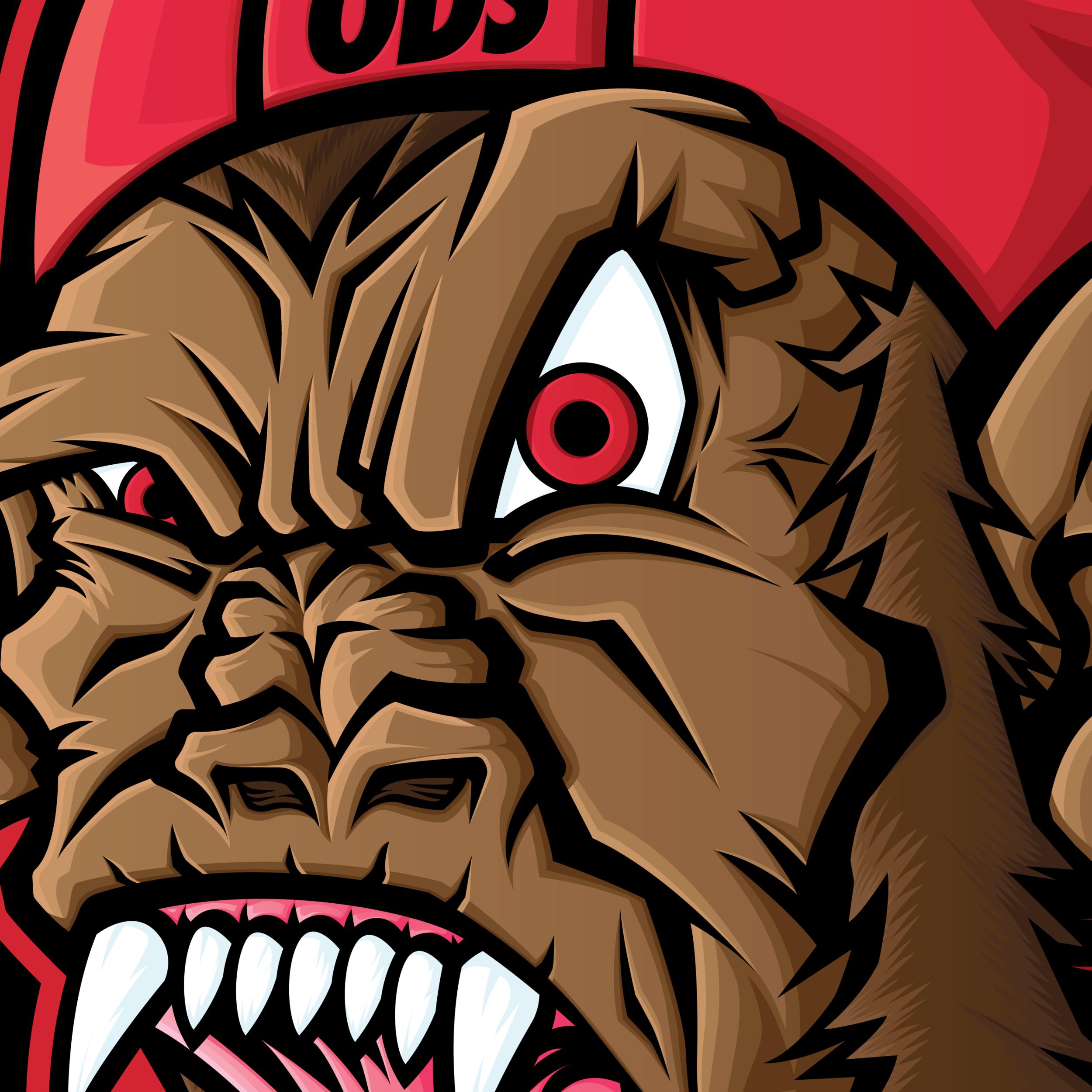 ODS-orozcodesign-monkey-ape,chimp-illustration-vector-illustrator-artist-roberto-orozco-digital-design-closeup.jpg