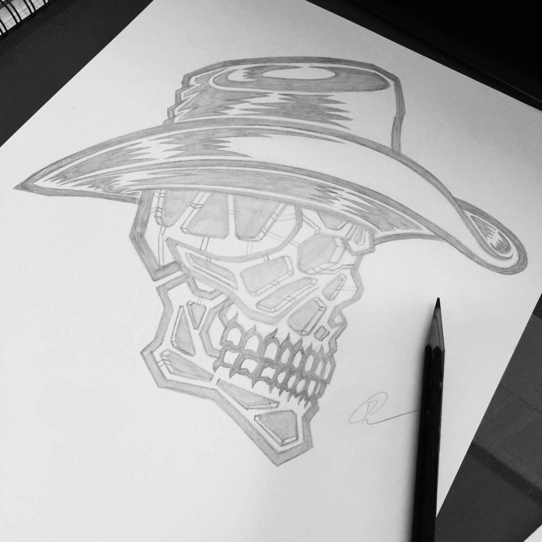 orozcodesign-defconpropaganda-westworld-skull-patch-sketch.jpg