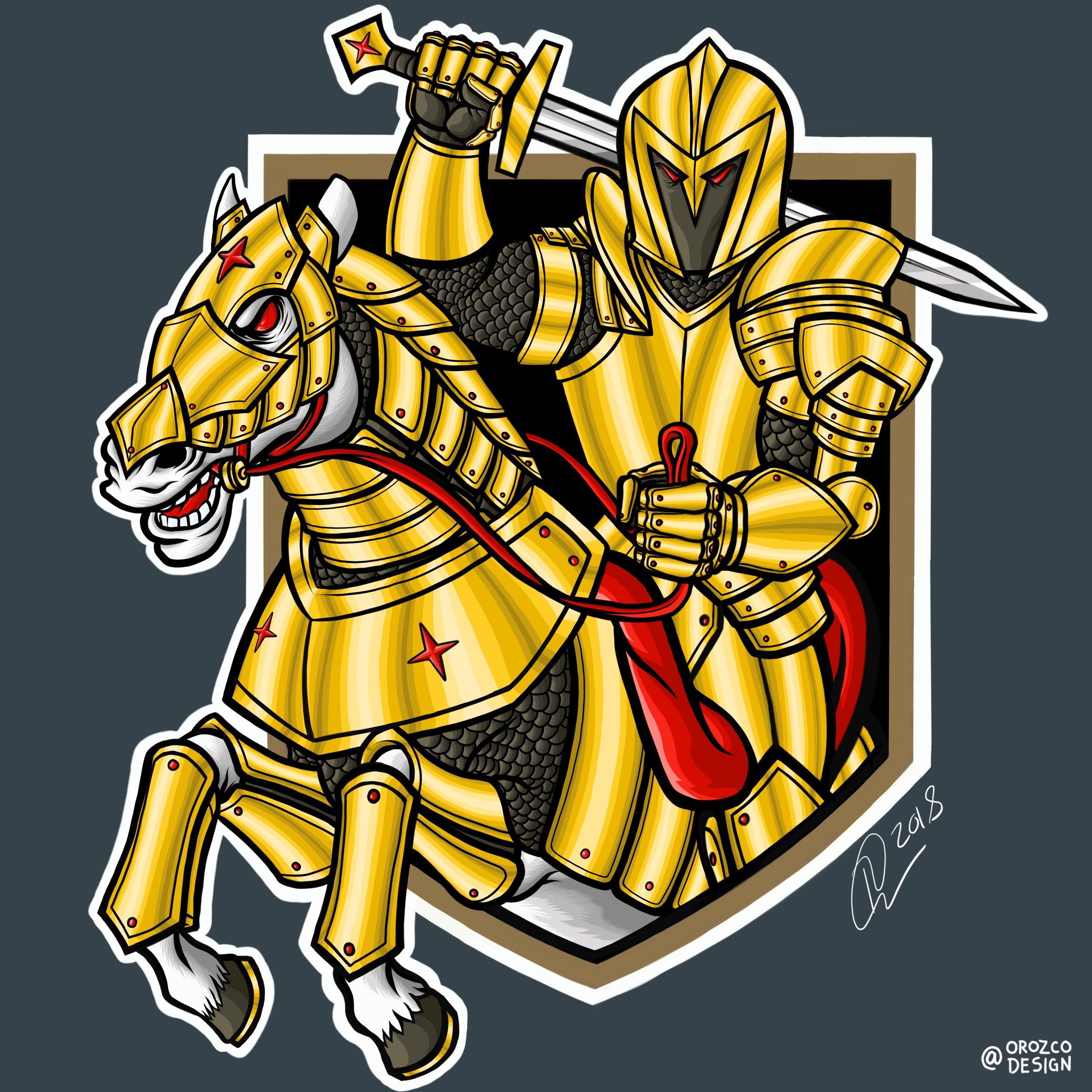 orozcodesign-vegasgoldenknights-warhorse-illustration.JPG