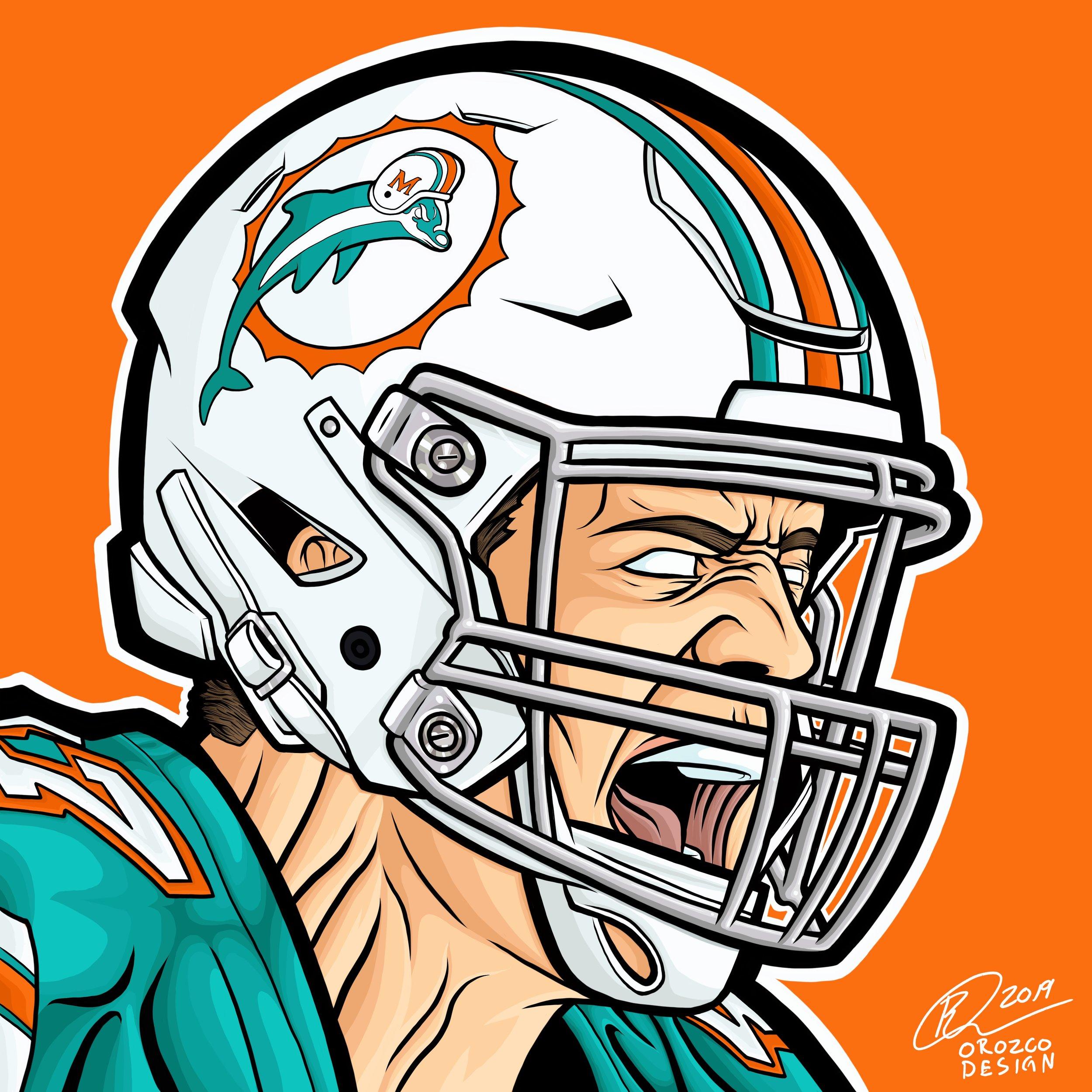 orozcodesign-miamidolphins-NFL-KikoAlonso-illustration .JPG