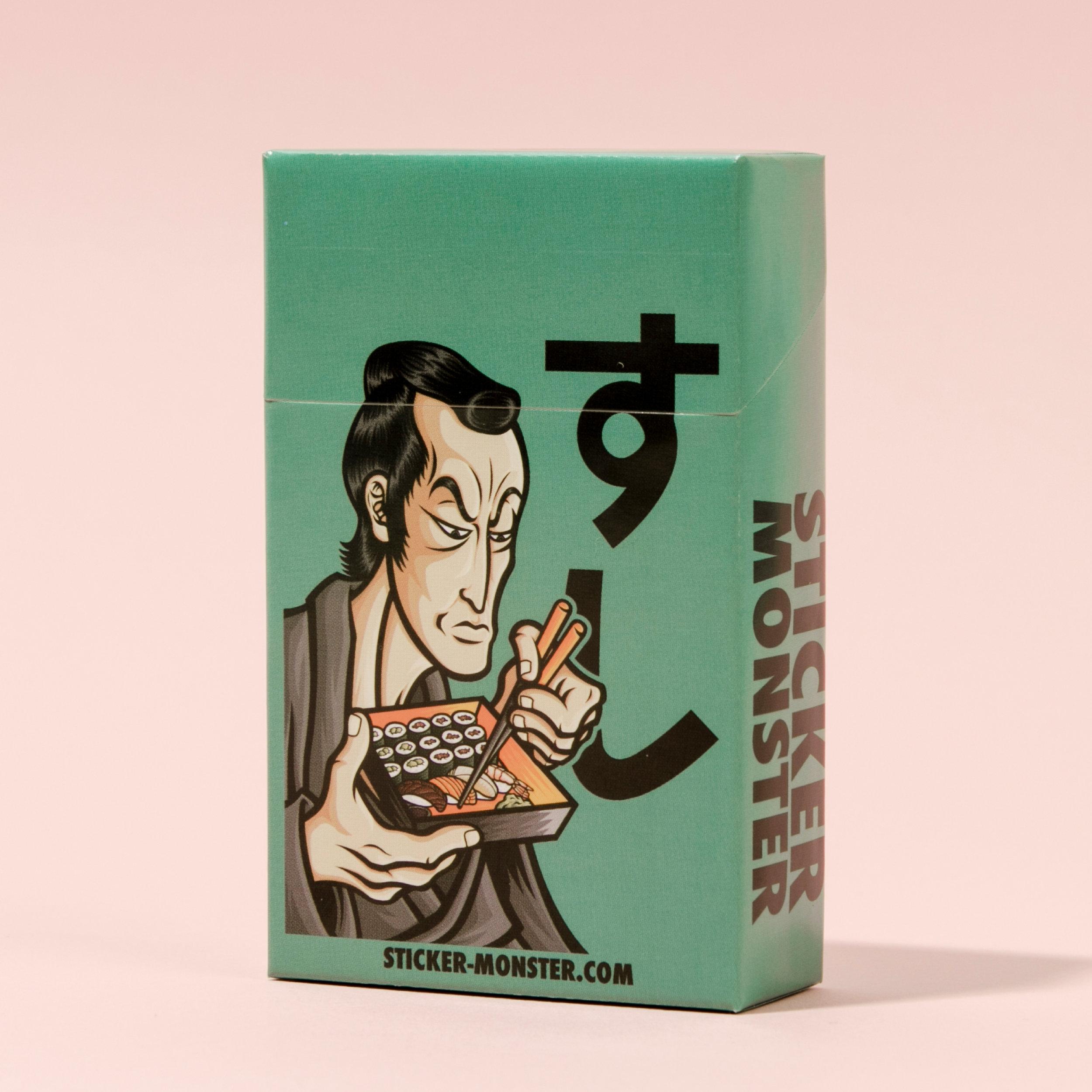 orozcodesign-stickermonster-SushiSamurai-CigBox_2.jpg