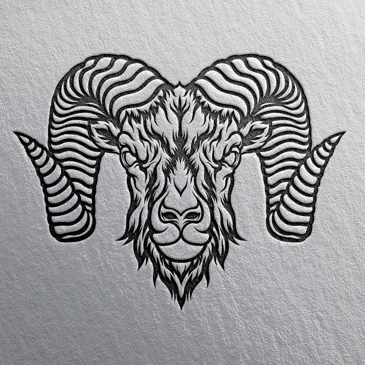 orozcodesign-keywaydesigns-ram-illustration-letterpress.jpg
