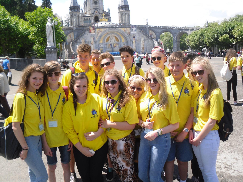 Photo: Lourdes Pilgrimage, 2014