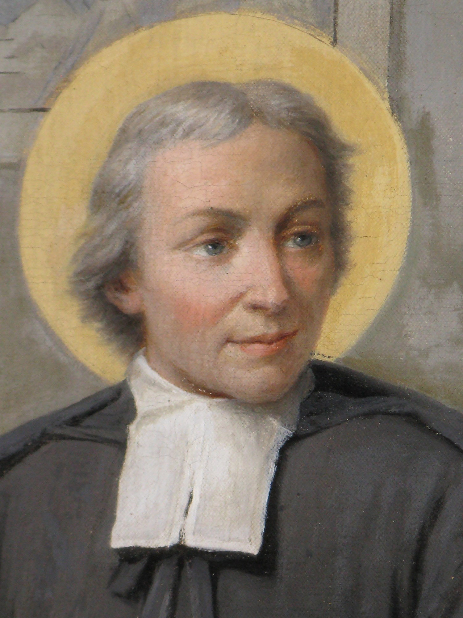 Painting: Saint John Baptist de La Salle