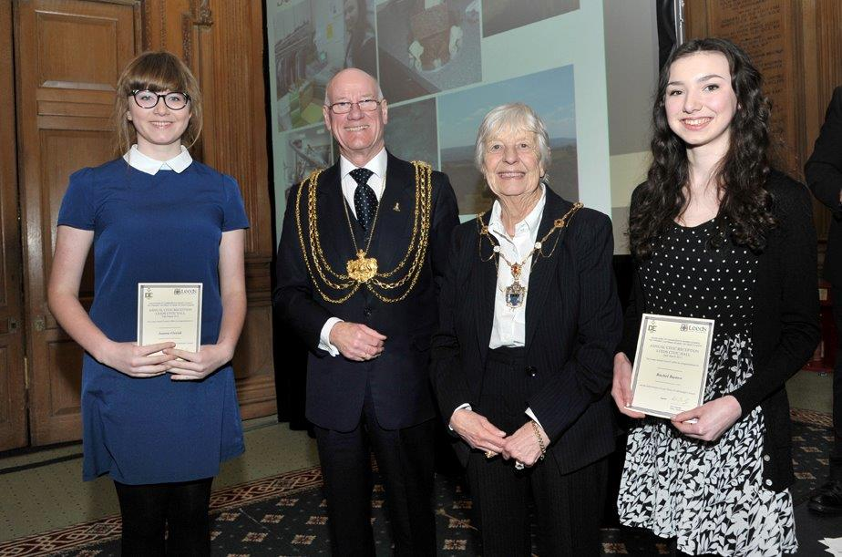 Photo: Civic Awards Ceremony in Leeds, Tuesday 24 March 2015