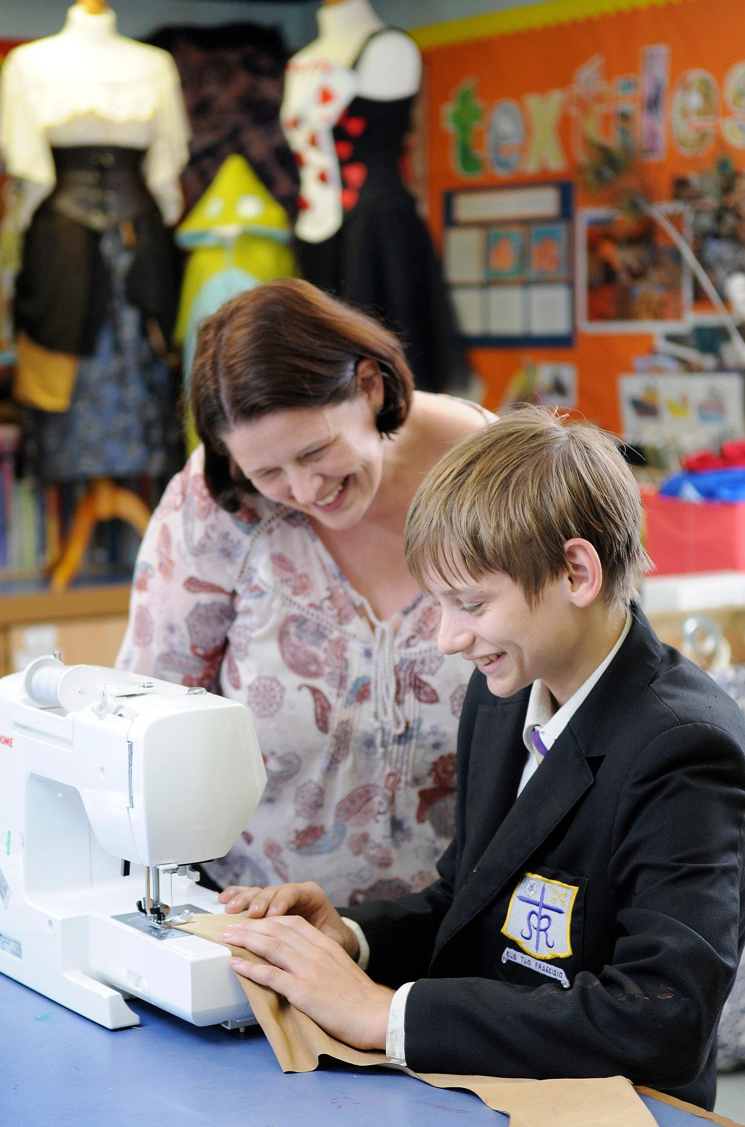 Photo: Textiles Technology