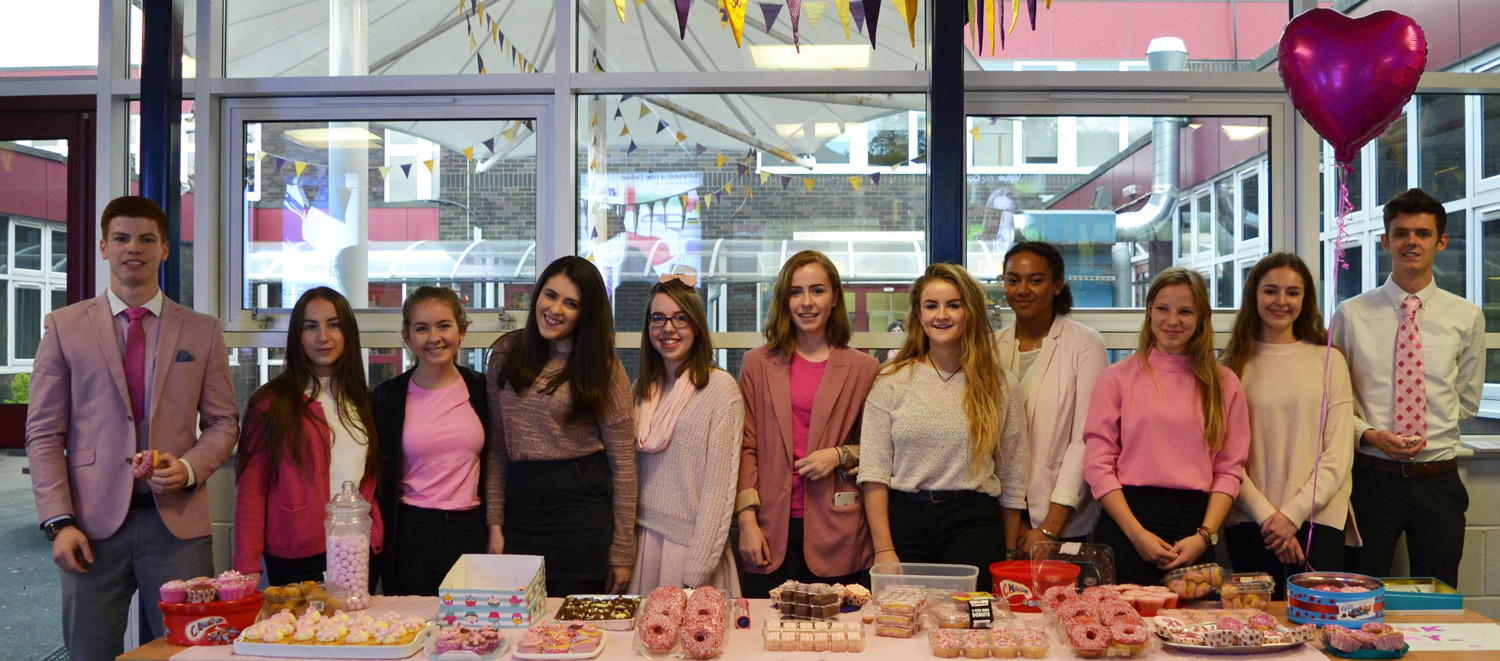 Photo: We are very proud of our Year 13 students