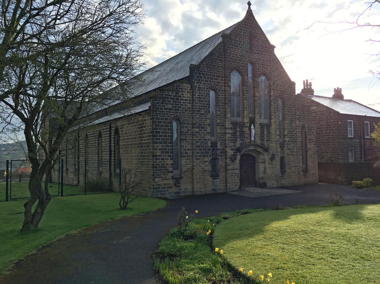 Photo: St. Mary's Church, Horsforth